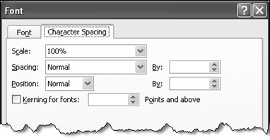 Format a Book in Word: Base Font & Line Spacing | Format
