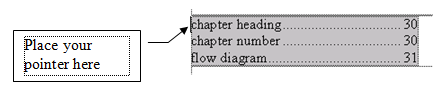 how to make bibliography from footnotes in word