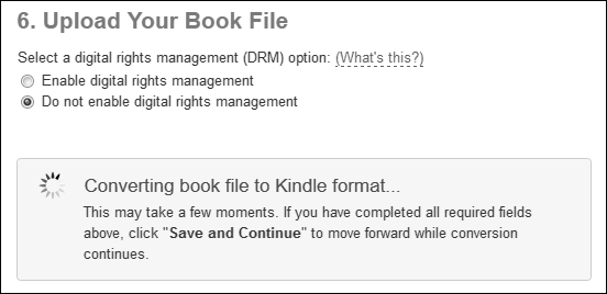 Format a Book in Word: Self-Publish Your Kindle Ebook